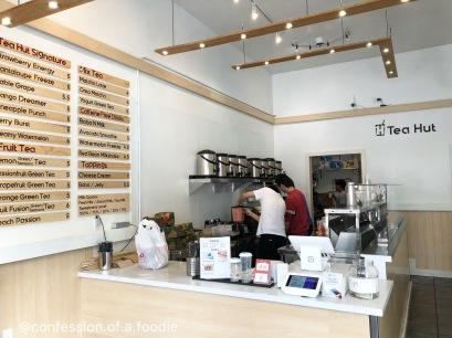 Tea Hut Store Front