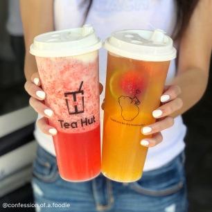 Strawberry Energy & Fruit Fusion Green/Seasons Tea