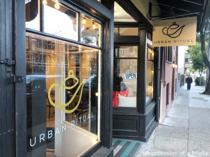 Urban Ritual Store Front