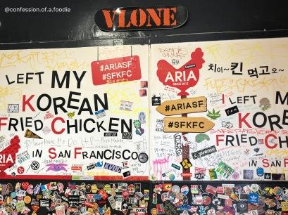 Aria Sticker Wall