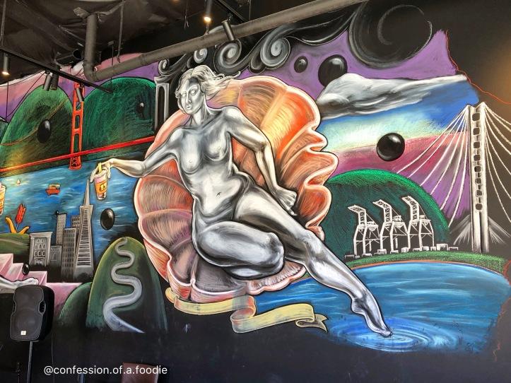 Factory Tea Bar Wall Art