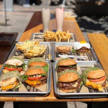 Super Duper Burgers, Fries, Milkshakes