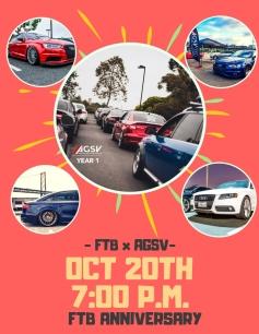 Audi Car Show 10/20/18