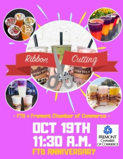 FTB Ribbon Cutting 10/19/18