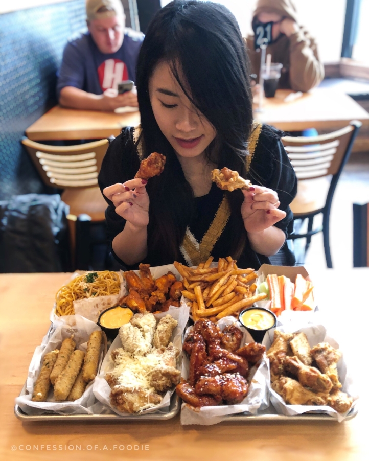Fire Wings + Confession.of.a.foodie