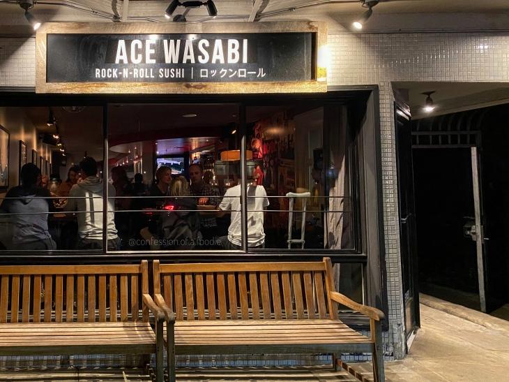 Ace Wasabi 1